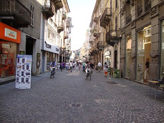 Via Italia Biella