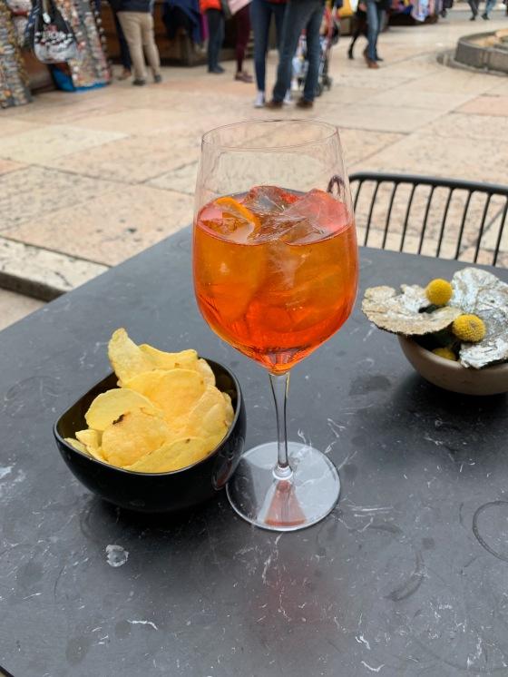 Aperol Spritz Verona