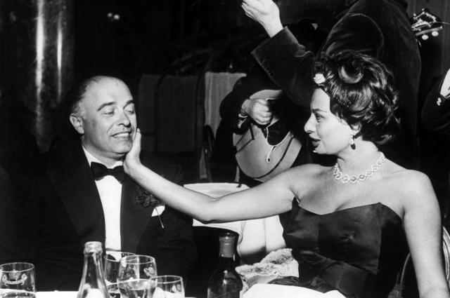Carlo Ponti - Sophia Loren