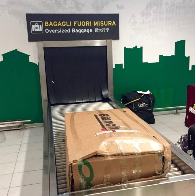 Bologna Havaalanı