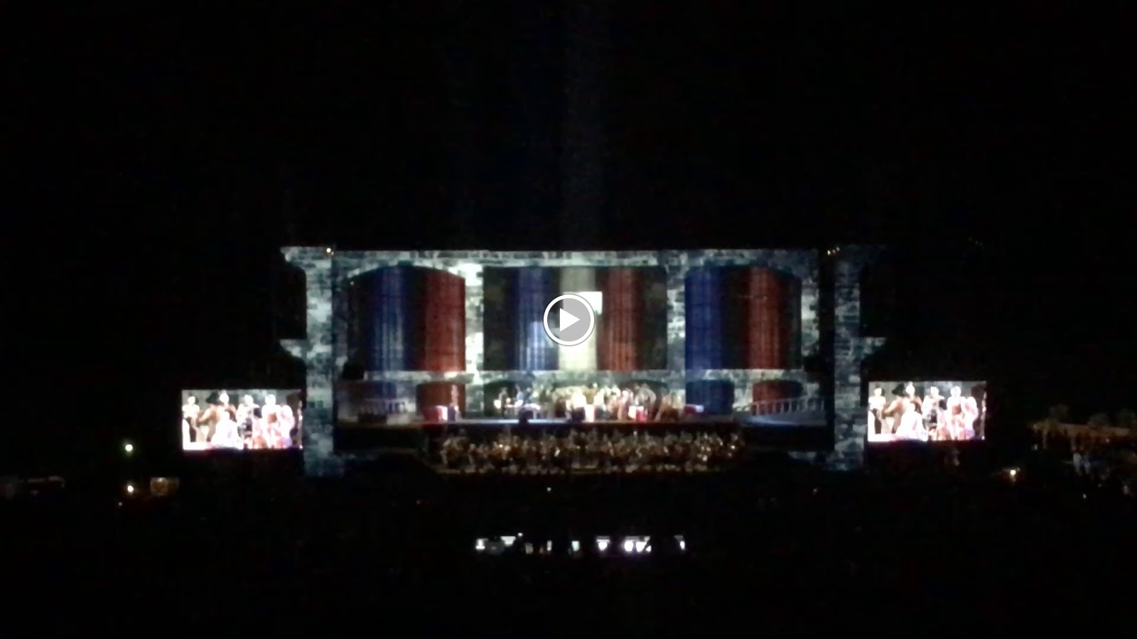 Umberto Giordano'nun l'Andrea Chénier Operası