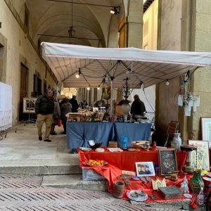 Arezzo Antika Pazarı