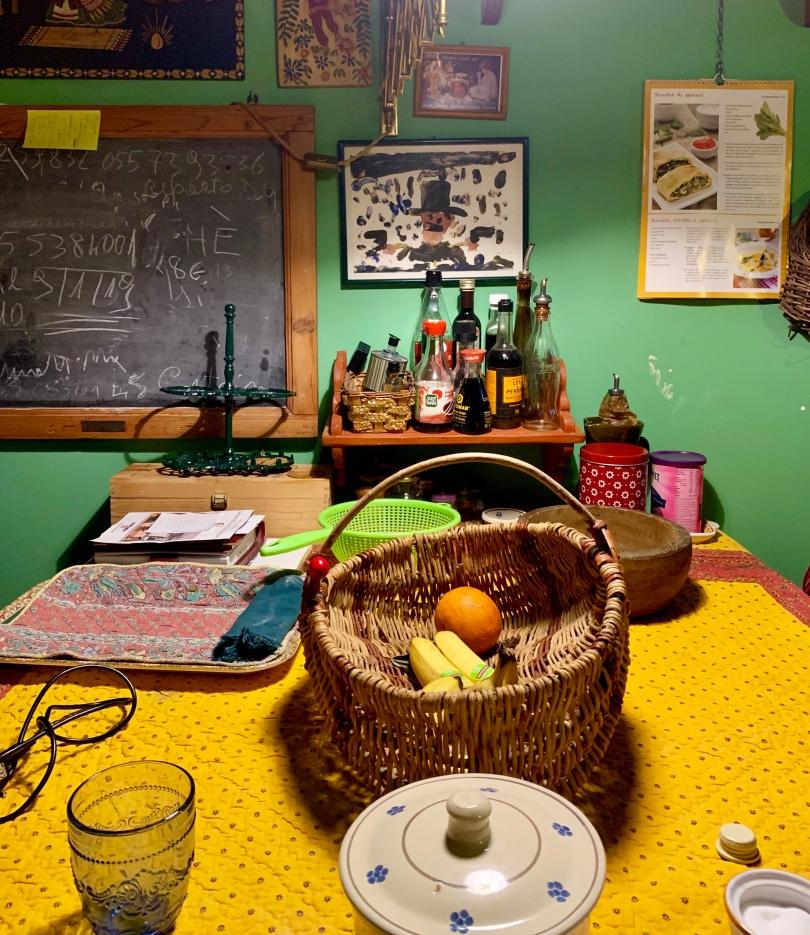 Toscana stili mutfak