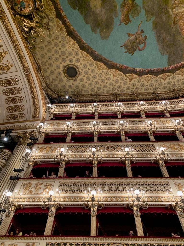 Teatro di San Carlo Napoli