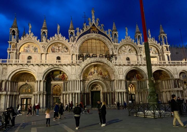 San Marco Bazilikası Venedik