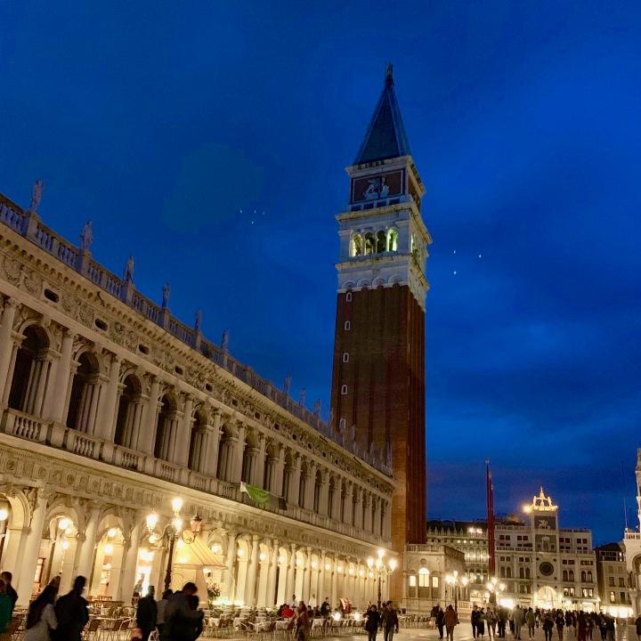 San Marco Meydanı Çan Kulesi