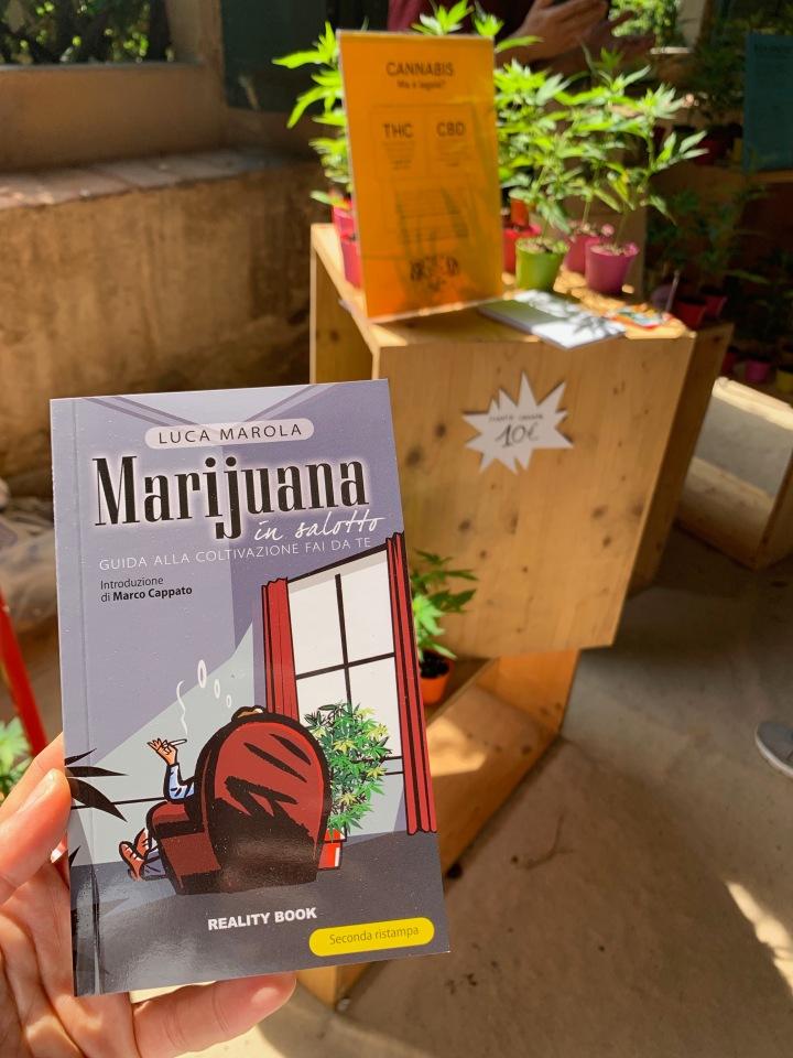 Florence Flower Festival 2019 - Marjuana
