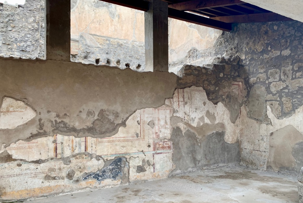 Casa Dell'Efebo Pompei