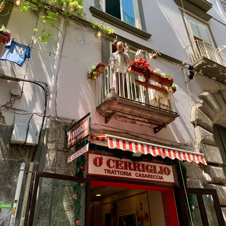 Napoli Sokakları