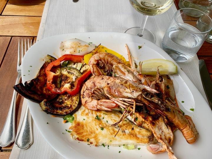 Grigliata mista del mare - Mapi Drink & Food Sestri Levante