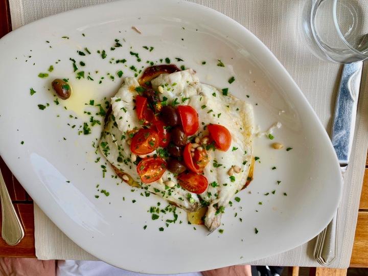 Pesce alla Ligure - Mapi Drink & Food Sestri Levante