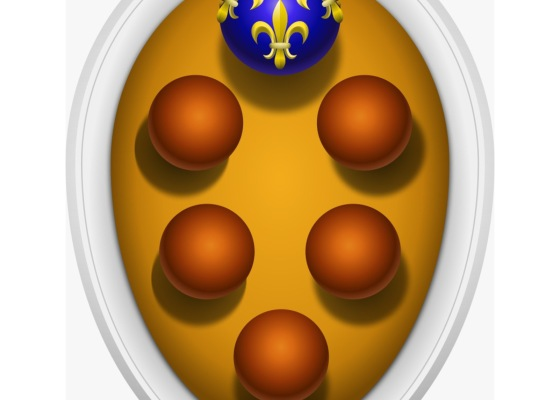 Medici Family Coat of Arms