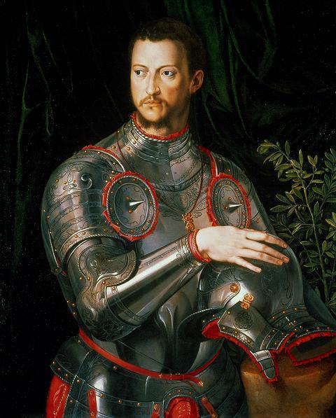 Duke Cosimo I de' Medici