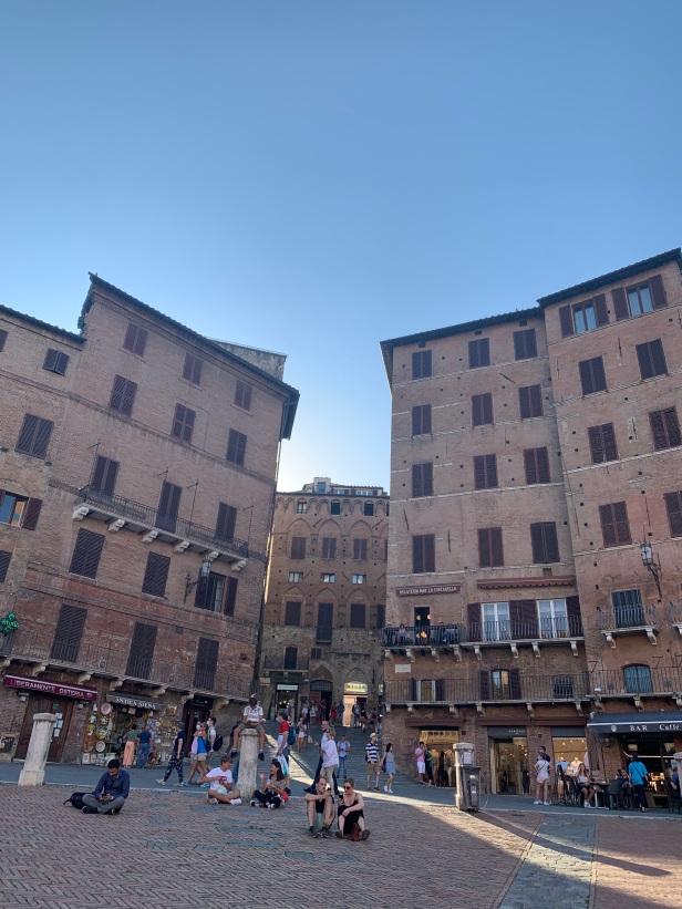 Siena Piazza del Campo