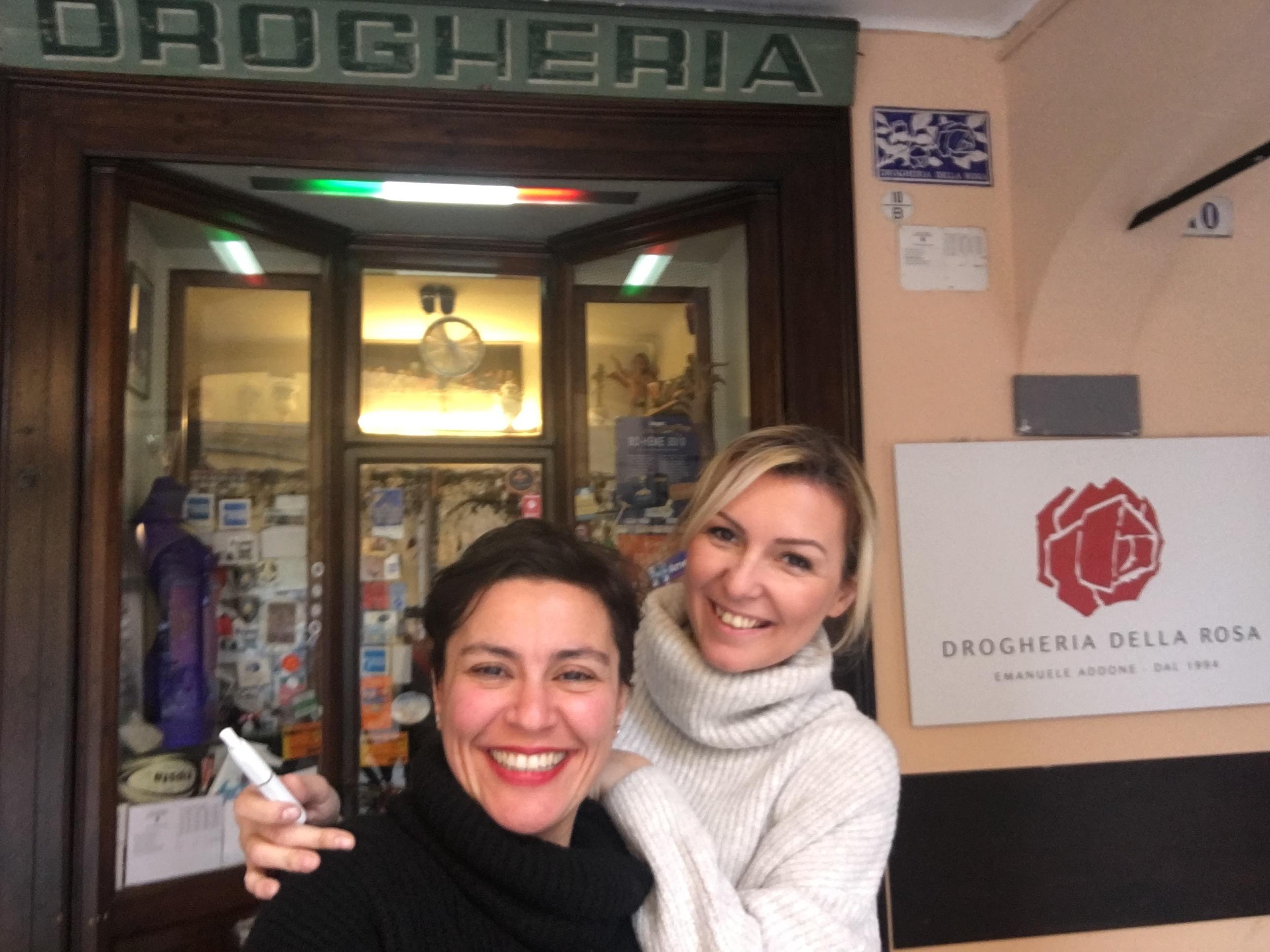 Drogheria della Rosa Bologna